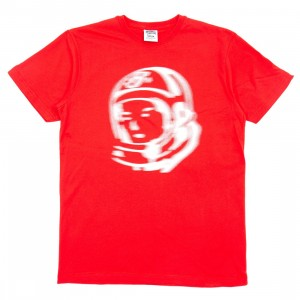 Billionaire Boys Club Men Blur Tee (red)