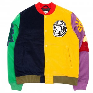 Billionaire Boys Club Men Morning Dew Jacket (yellow / gold)