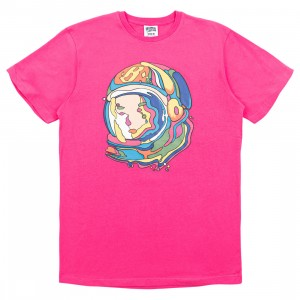 Billionaire Boys Club Men Deep Thinker Tee (pink)