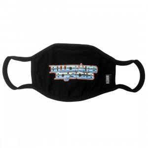 Billionaire Boys Club Chromed Mask (black)
