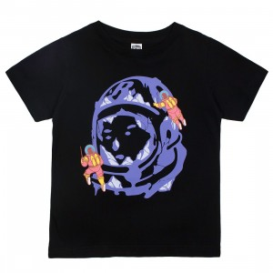 Billionaire Boys Club Little Kids Lunar Helmet Tee (black)
