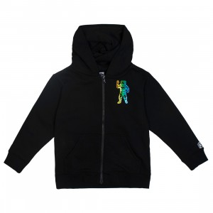 Billionaire Boys Club Little Kids Shimmer Hoody (black)