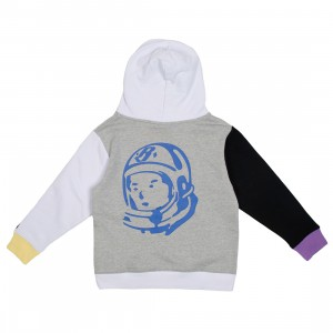 Billionaire Boys Club Little Kids Troop Hoody (gray / heather)