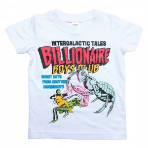 Billionaire Boys Club Little Kids Fly Trap Tee (white)