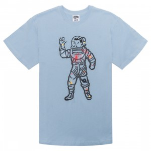 Billionaire Boys Club Men Astro Tee (blue)