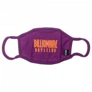 Billionaire Boys Club Large Millionaire Mask (purple / hollyhock)