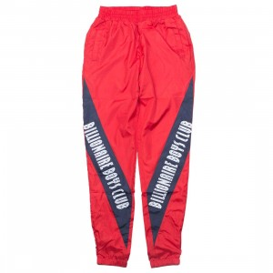 Billionaire Boys Club Men Sprints Pants (red)