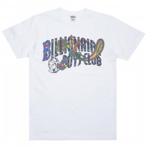 Billionaire Boys Club Men Space And Flowers Tee (white)