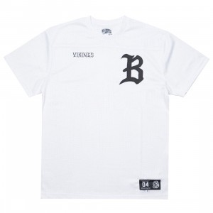 Billionaire Boys Club Men Starter Knit Tee (white)