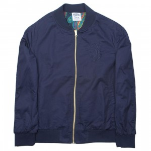Billionaire Boys Club Men Members Reversible Jacket (multi / peacoat)