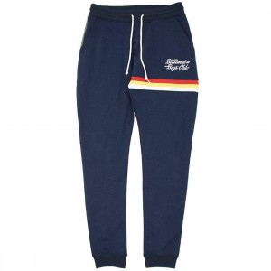Billionaire Boys Club Men Crank Pants (navy)