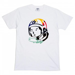Billionaire Boys Club Men Helmet Tee (white)