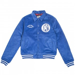 Billionaire Boys Club Men Pit Boys Jacket (blue / surf)