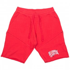 Billionaire Boys Club Men Constellation Shorts (red)