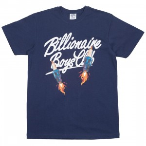 Billionaire Boys Club Men Sparks Tee (blue)