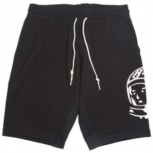 Billionaire Boys Club Men Large Helmet Shorts (black)