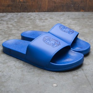 Billionaire Boys Club Men Spacewalker Slides (blue)