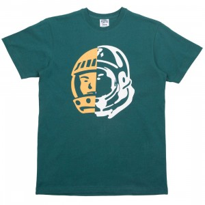 Billionaire Boys Club Men Spacewalk Tee (green / bayberry)