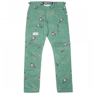 Billionaire Boys Club Men Capsule Pants (green)