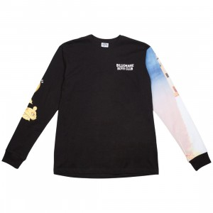 Billionaire Boys Club Men Launch Tee (black)