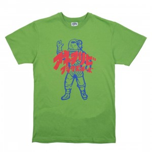 Billionaire Boys Club Men Japan Astro Tee (green)