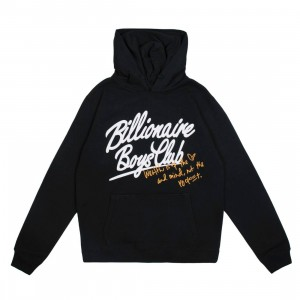 Billionaire Boys Club Men Mind Hoody (black)