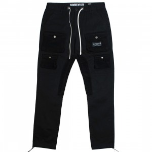 Billionaire Boys Club Men Cargo Drop Pants (black)