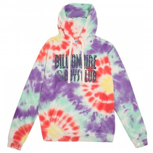 Billionaire Boys Club Men Dogwood Hoody (multi / rainbow)