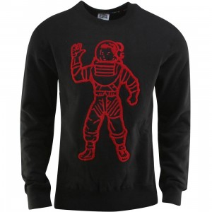 Billionaire Boys Club Astronaut Crewneck (black)
