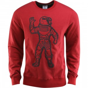 Billionaire Boys Club Astronaut Crewneck (red / chili pepper)