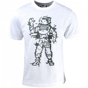 Billionaire Boys Club Diginaut Tee (white)