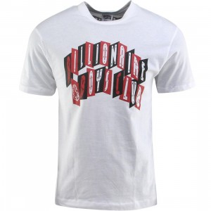 Billionaire Boys Club Havoc Arch Tee (white)