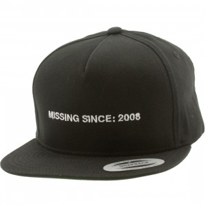 Bloodbath Missing 5 Panel Cap (black)