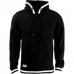 Bloodbath Varsity CS Ribbed Hoody (black)