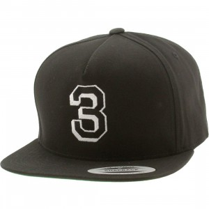 Bloodbath Third 5 Panel Cap (black)