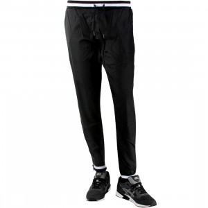 Bloodbath Varsity Wind Pant (black)