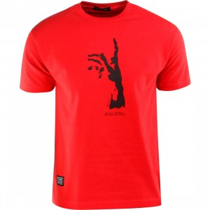 Bloodbath Hand Of God Tee (red)