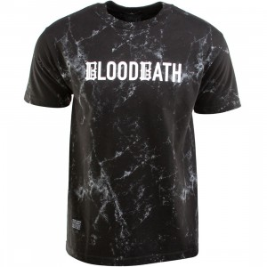 Bloodbath Carrara Tee (black)