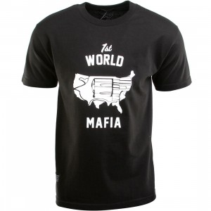 Bloodbath Mafia Tee (black)