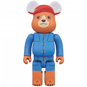 PREORDER - Medicom Paddington 1000% Bearbrick Figure (blue)