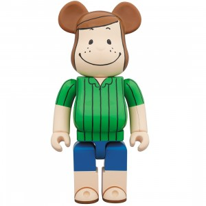 PREORDER - Medicom Peanuts Peppermint Patty 400% Bearbrick Figure (green)