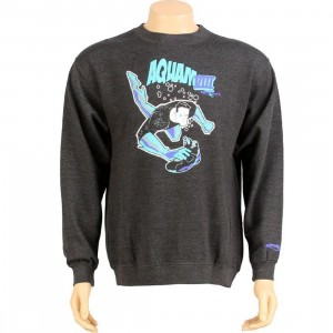 Bobby Fresh Aqua 8 Sweater (heather grey)