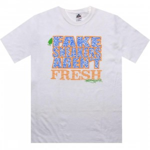 Bobby Fresh Fake Tee (white)