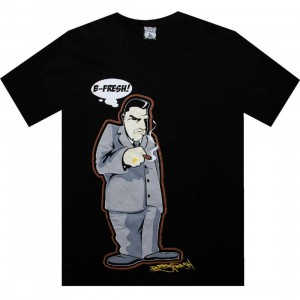 Bobby Fresh Fresh To Death Tee (black)