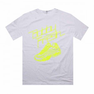 Bobby Fresh Air Max 95 Tee (white)