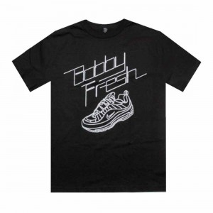 Bobby Fresh Air Max 97 Tee (black / white)