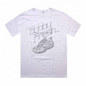 Bobby Fresh Air Max 97 Tee (white)