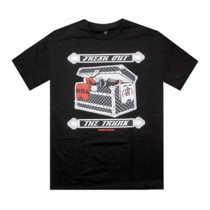 Bobby Fresh Trunk Tee (black)