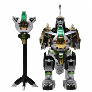 Bandai Soul Of Chogokin GX-78 Power Rangers Dragonzord Figure (green)