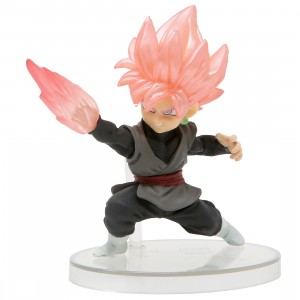 Bandai Dragon Ball Super Adverge Motion - Super Saiyan Rose Goku Black (gray)